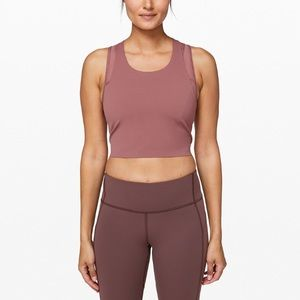 NWT Lululemon break free tank